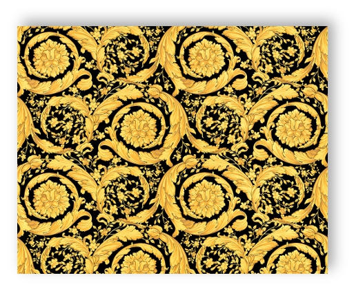 versace home wallpaper 935834 tapete gold schwarz metallic. Black Bedroom Furniture Sets. Home Design Ideas