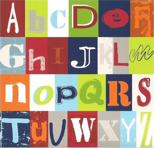 rasch tapete kids club 233704 wandbild 46 22 m buchstaben alphabet bunt ebay. Black Bedroom Furniture Sets. Home Design Ideas