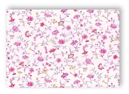 Wallpaper vintage diary 255194 rasch textil flower - Rasch ornament tapete ...