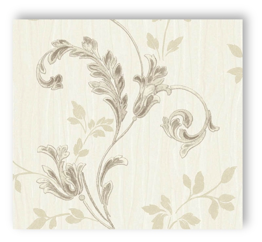 Rasch tapete deha 006402 rasch textil vinyltapete ornament for Tapete braun glitzer