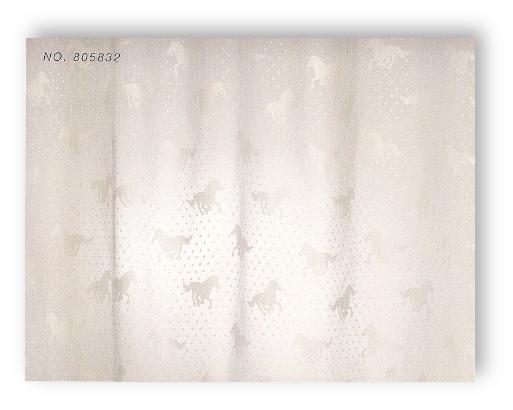 rasch villa coppenrath voile stoff 805832 pferde pferdefreunde 9 98 m ebay. Black Bedroom Furniture Sets. Home Design Ideas