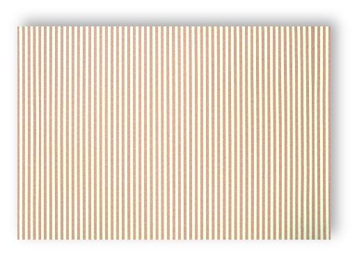 Smita fiorellini 51405 rayas fina a rayas blanco rojo for Papel vinilo blanco