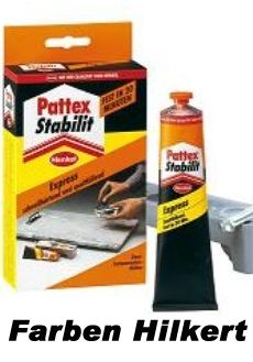 pattex stabilit express 80g pse 6 2 komp epoxikleber 21 88 pro 100g ebay. Black Bedroom Furniture Sets. Home Design Ideas