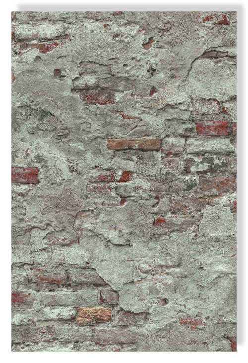 Rasch tapete factory 3 iii 939330 stone look wall grey for Fleece tapete