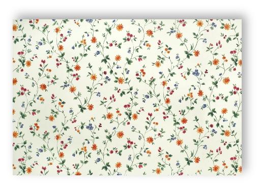 smita fiorellini 52808 kleine bl mchen streublumen wei bunt vinyltapete ebay. Black Bedroom Furniture Sets. Home Design Ideas